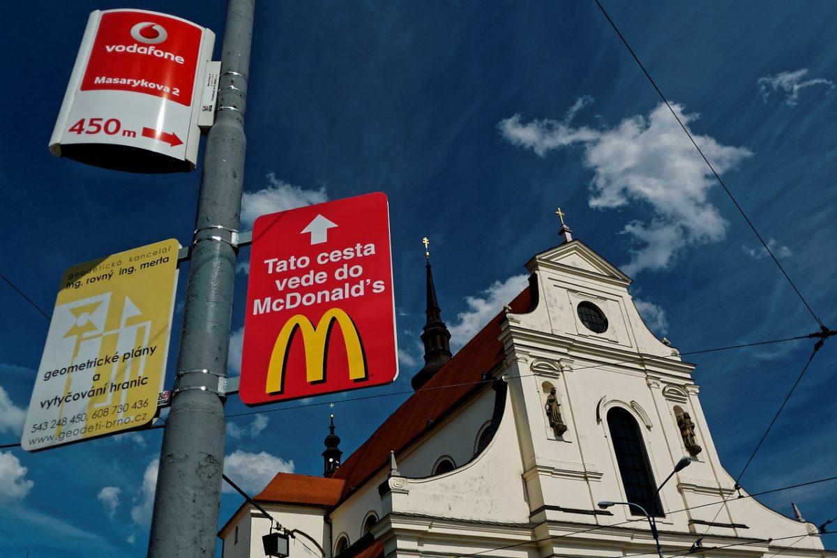 旅のプランにマックを追加!世界のマクドナルドで学べる各国の食文化