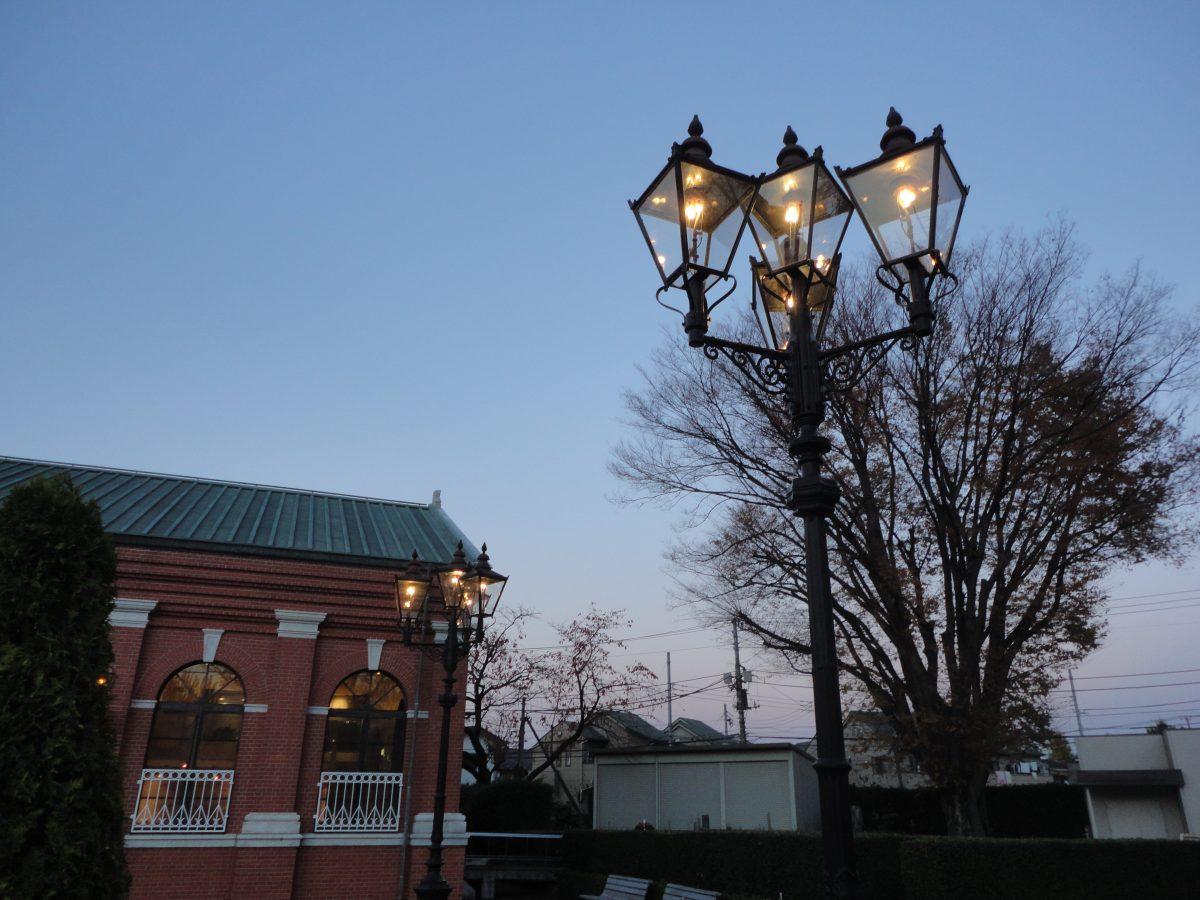 知る人ぞ知るインスタ映えスポット!首都圏・金沢にある「ガス燈」の魅力に迫る