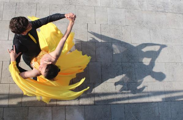 """パートナーは""""戦友""""である。10年の経験から紐解く「競技ダンス」の本当の魅力"""