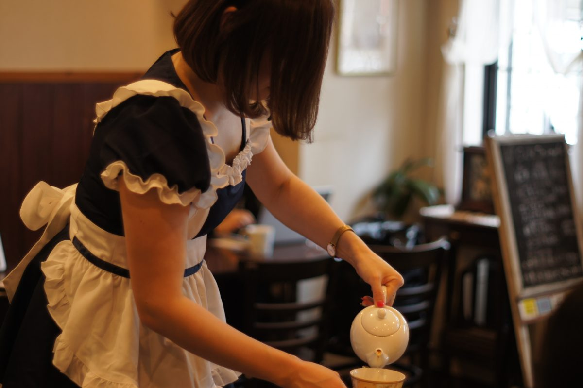 メイドカフェは最高のノマド環境である。厳選!仕事が捗るメイドカフェ
