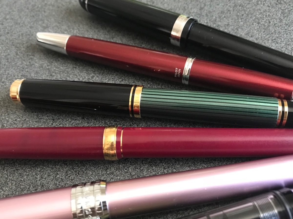 一生寄り添う筆記用具!万年筆愛好家が語る「金ペン」万年筆のすすめ